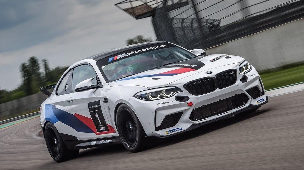 據傳BMW將打造比M2C還狂的iM2。(圖片來源/ BMW) M Power 50歲生日怎麼過 BMW打造超狂iM2用來慶生?