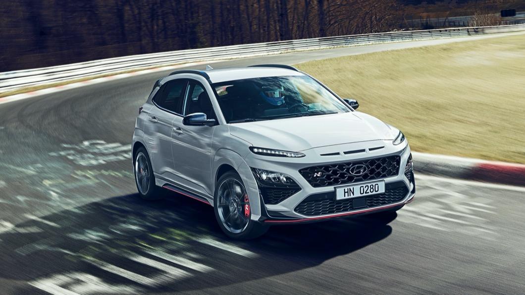 經過多次預告,Hyundai Kona N終於正式發表。(圖片來源/ Hyundai) 跨界小休旅馬力上看286匹! Hyundai Kona N正式亮相