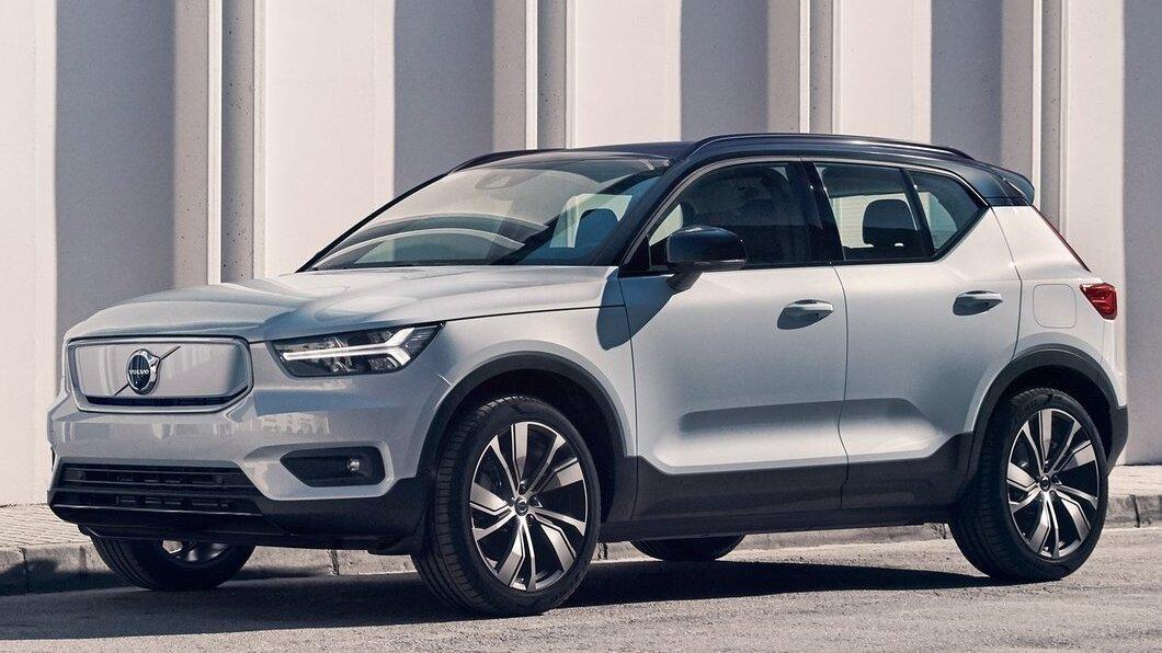 Volvo XC40 Recharge在最新的IIHS測試中獲得Top Safety Pick+進階安全首選評價。(圖片來源/ Volvo) 電動車碰撞沒毛病 IIHS最新撞擊測試再有兩電車拿高分