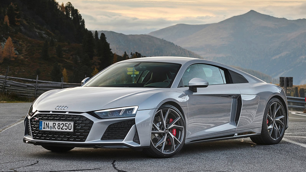 R8是Audi首款量產中置引擎超跑。(圖片來源/ Audi) R8不再是扛壩子? Audi醉心電動車發展