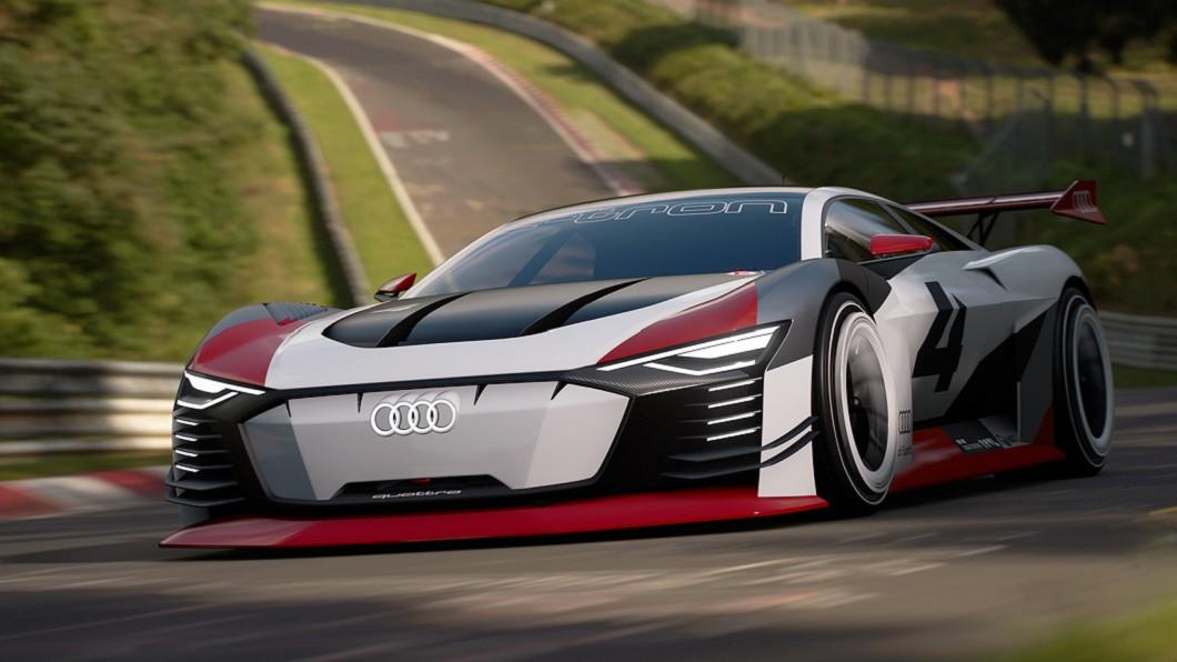 Gran Turismo成為虛擬奧運會比賽項目。(圖片來源/ Gran Turismo) Gran Turismo成為奧運比賽項目 打電動就能進奧運!