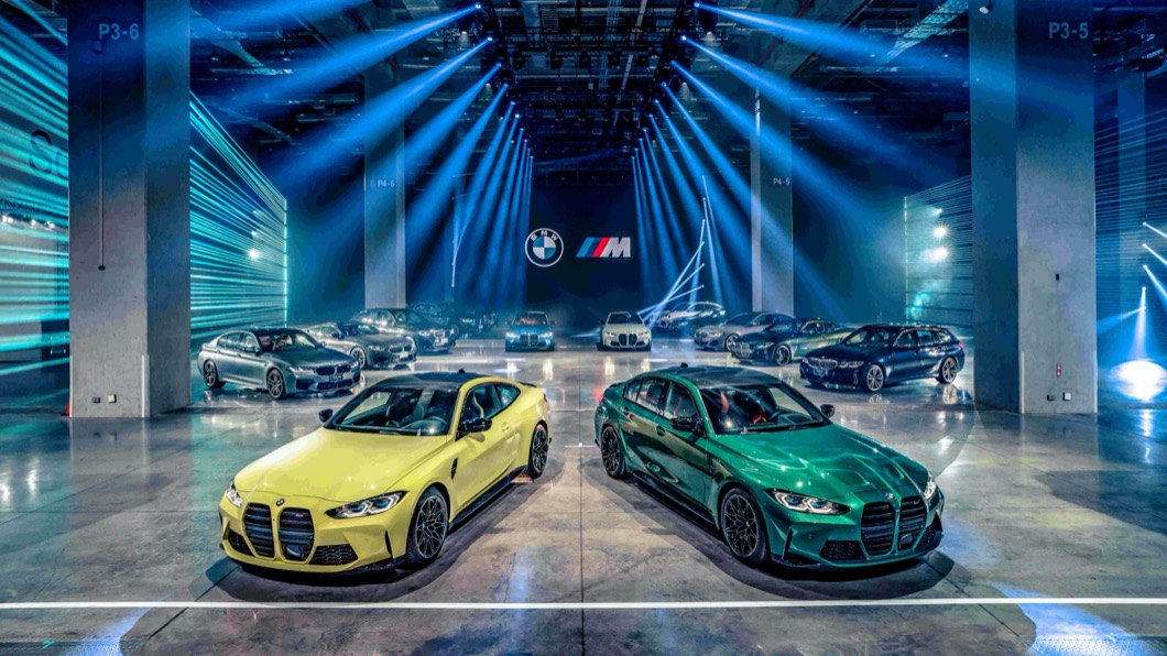 BMW總代理汎德於4/29正式發表全新M3 Competition與M4 Competition車型。(圖片來源/ BMW) 全新M3、M4正式發表 510匹馬力堪稱歷代最強!