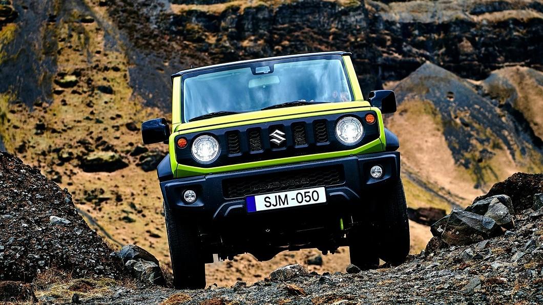 Suzuki Jimny從5月起售價漲至79.8萬起。(圖片來源/ Suzuki) 停止接單一年後開漲 超夯越野小車Jimny漲價5萬