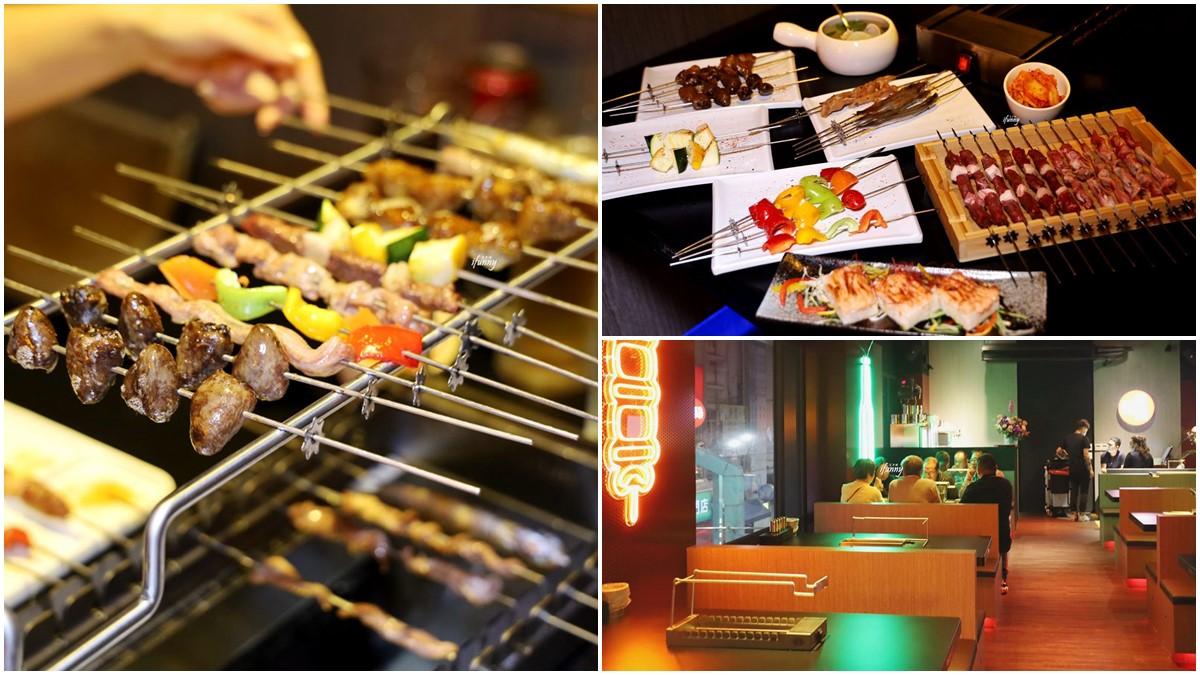台灣首家「羊肉串自動燒烤」搶先吃!菲力、肋條沾醬超唰嘴,必嘗主廚手路菜