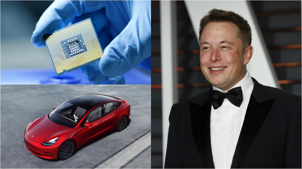 Tesla執行長Elon Musk透露他們解決晶片短缺的方法。(圖片來源/ shutterstock) 特斯拉首季交車破紀錄 馬斯克:找到解決晶片短缺的辦法