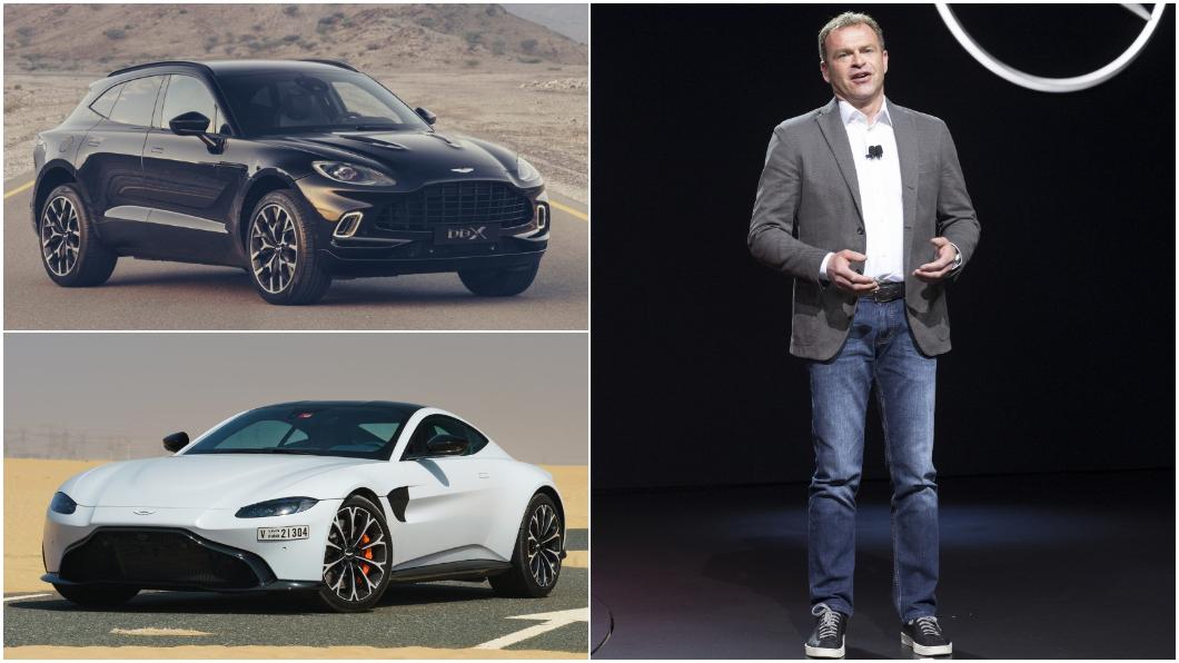 Aston Martin執行長Tobias Moers表示將在2025年打造純電動車。(圖片來源/ shutterstock、Aston Martin) 擋不住的趨勢! Aston Martin2025年推純電車