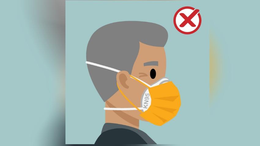 COVID-19第二年更致命!美CDC建議口罩戴兩層 有鬍子的人這樣戴更具防護力