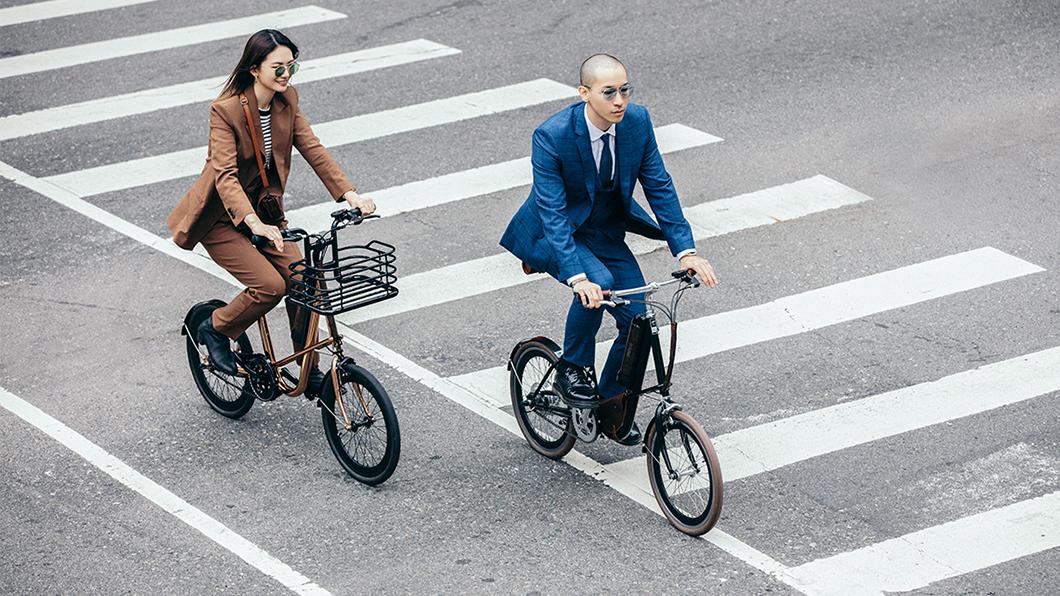 「miniu輕電車」打造任何人都能輕鬆上手的城市代步車。(圖片來源/ SEic單車工廠) 騎帥又不流汗! SEic推出復古精緻電動腳踏車