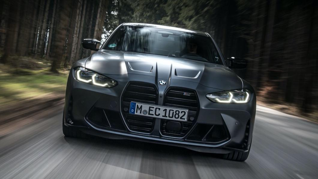 BMW向來以優異的操控表現聞名,深受不少熱血車迷支持。(示意圖/ BMW)  BMW有興趣推出M3 CS? 該如何「減重」將成為關鍵