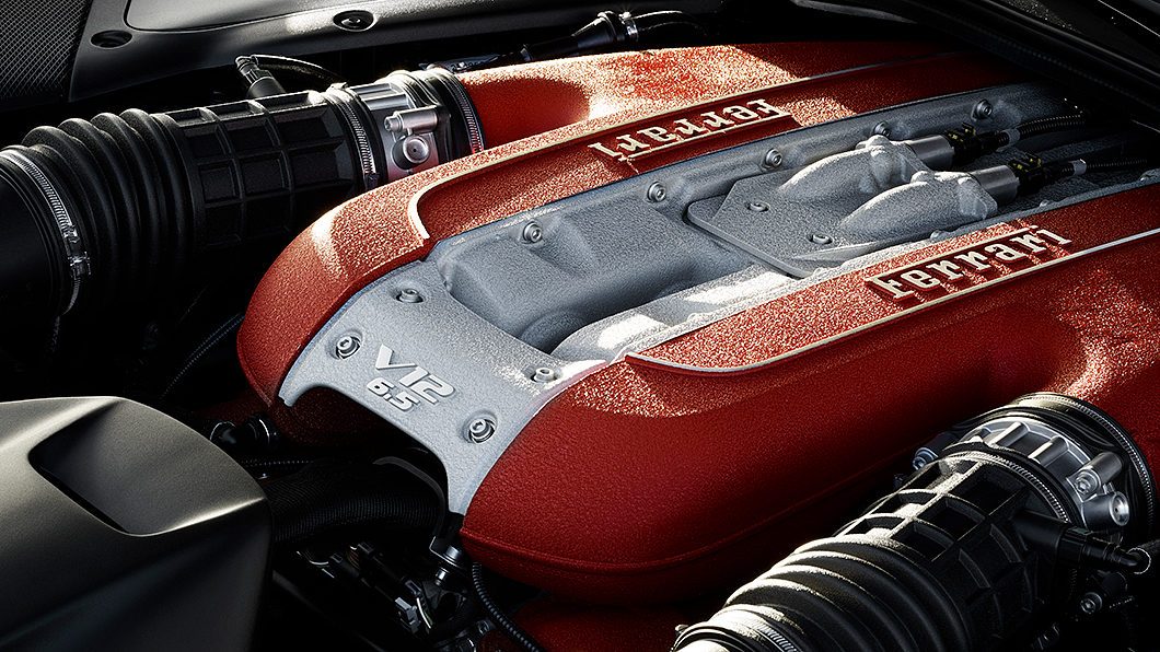 傳Ferrari正在開發動力輸出超越830匹的V12引擎。(圖片來源/ Ferrari) 法拉利新V12引擎比超級快更快! 傳馬力將超越830匹