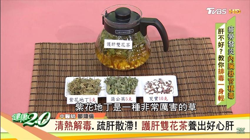 這樣吃護肝最有效!營養師大推4食療、中醫師特製「超強護肝茶」