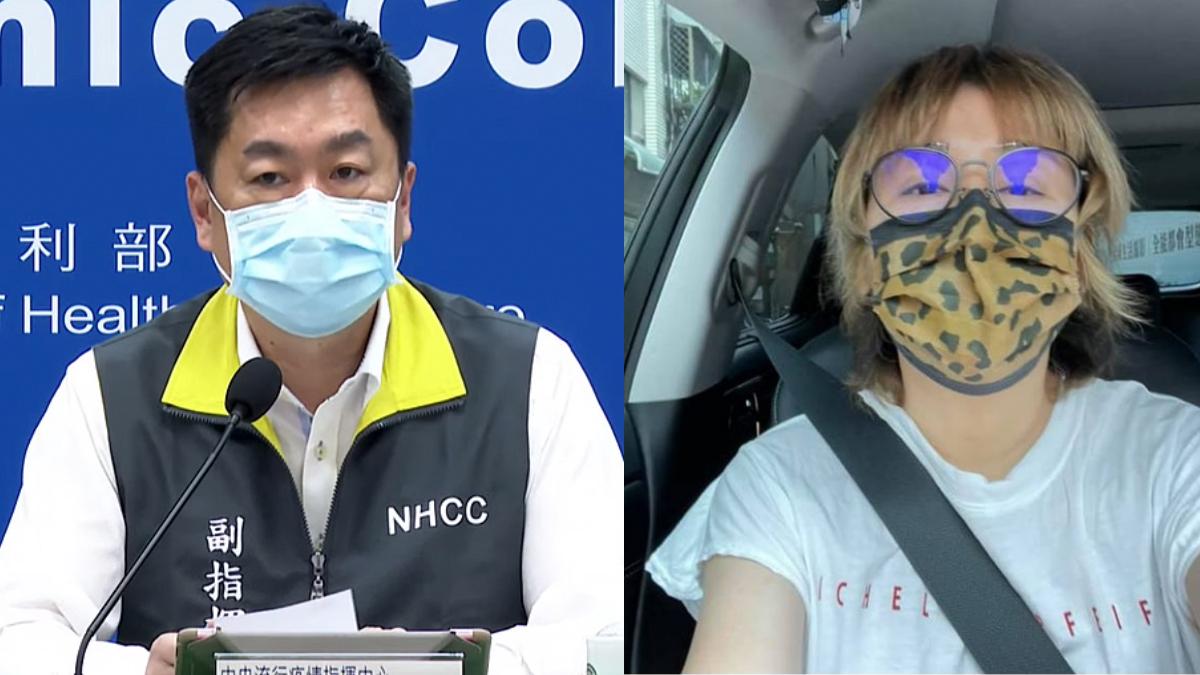 開車也要戴口罩!同車2人以上不戴口罩「最高罰15000元」,陳宗彥呼籲:務必遵守