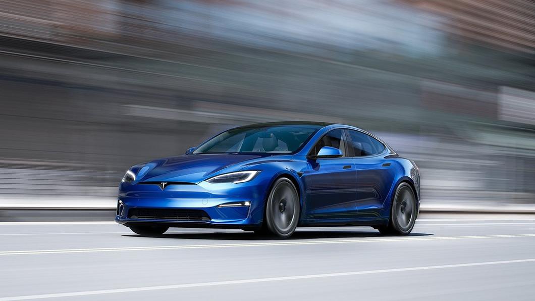 Tesla Model S Plaid將在6月交車。(圖片來源/ Tesla) Model S Plaid 6月正式交車 馬斯克嗆:這是量產車加速之王