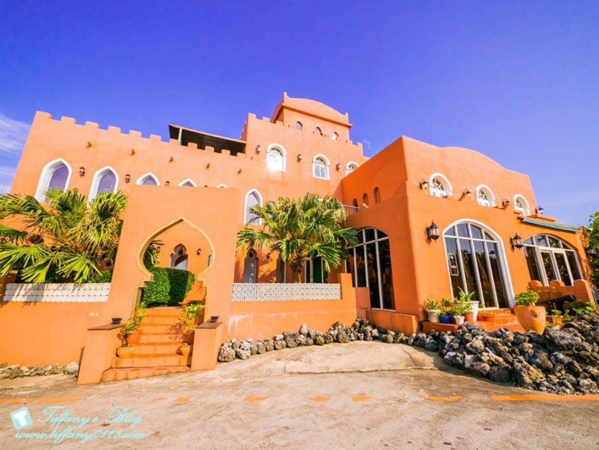 水水度假必住!澎湖10大IG打卡民宿:摩洛哥城堡、露天SPA池、摩西分海第一排