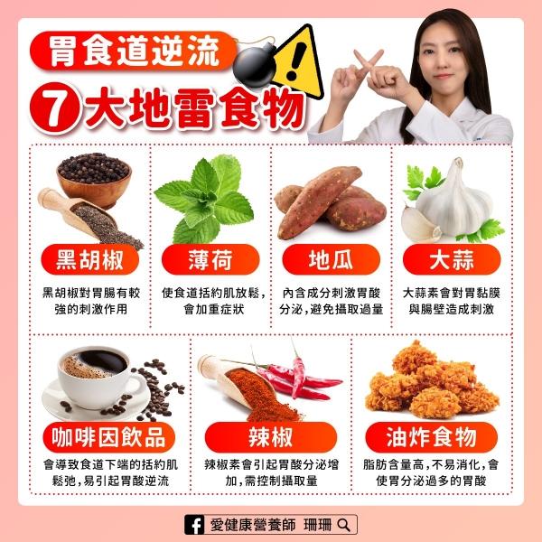 小心食道灼傷!營養師曝「7種食物」加重胃食道逆流,吃飽不要做這件事