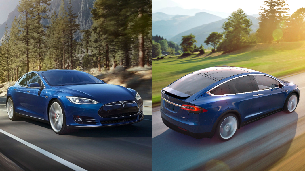 Tesla在臺灣針對部分Mode S與Model X進行召回改正。(圖片來源/ Tesla) Model S與Model X激烈操駕恐斷懸吊? 特斯拉在臺啟動召回