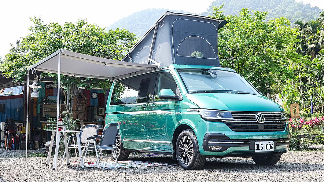 真正開露營車去過週末,或許才能感受露營車吸引人之處。 【試駕】福斯商旅露營車像移動的家 還讓人想要一直加