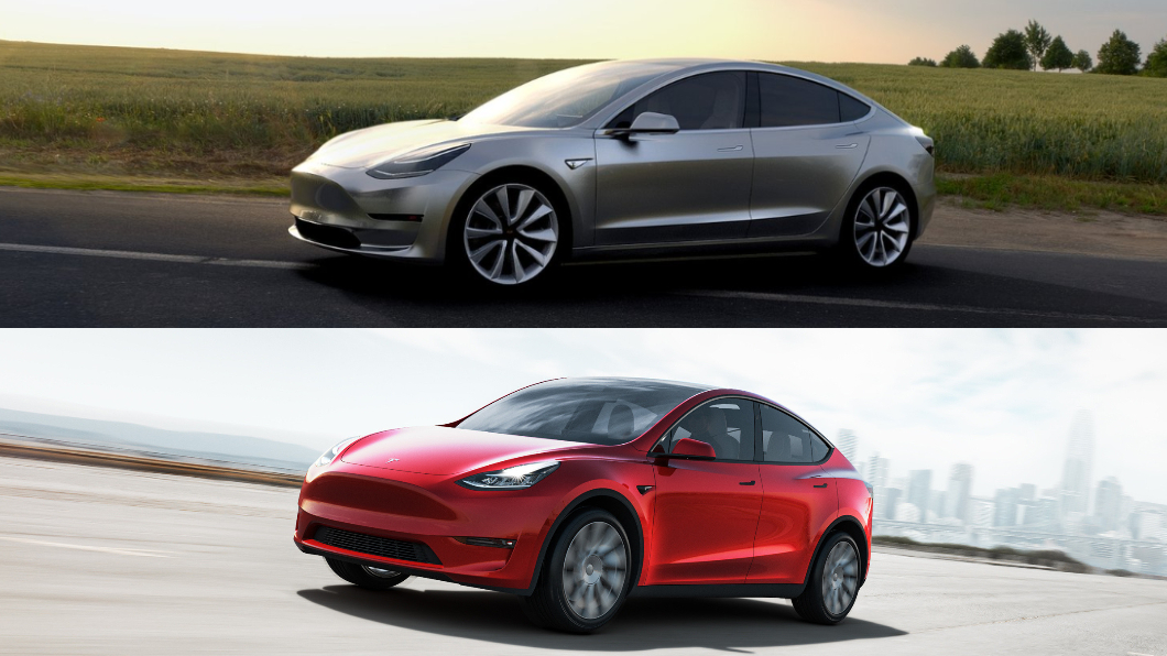 Tesla取消北美市場Model 3、Model Y的前雷達感測器。(圖片來源/ Tesla) 據傳視覺自動駕駛技術完成開發? 特斯拉取消北美Model 3、Y前雷達