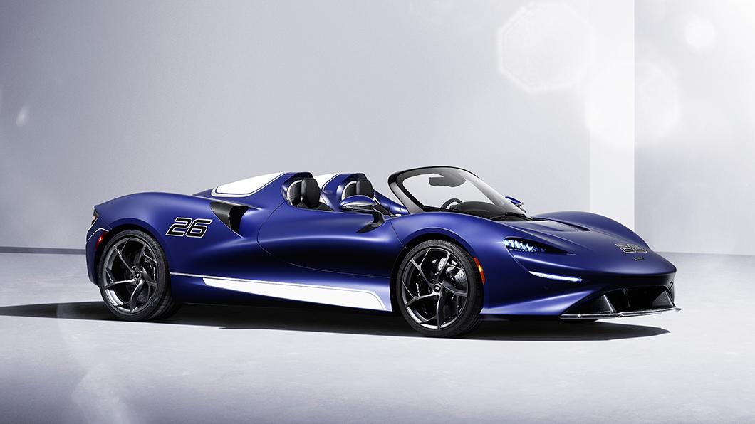 McLaren推出有擋風玻璃版本的Elva。(圖片來源/ McLaren) 有前擋「卡實在」! 麥拉倫Elva推出有擋風玻璃版本