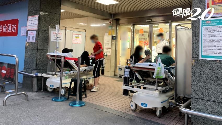 愛在疫起時/和確診者共處一室 直接暴露在病毒中!急診護理師喊話「我仍會堅守崗位」