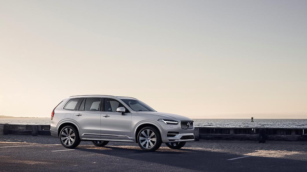 Volvo XC90獲《Parents Magazine》評選最佳家庭用車首選。(圖片來源/ Volvo) Volvo XC90獲選最佳家庭用車 獲獎關鍵跟「座椅」有關?