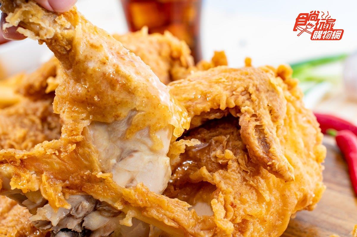 宅在家不能少!5款消夜必備網購炸物:浮誇炸全雞、開封即食鹹酥雞皮