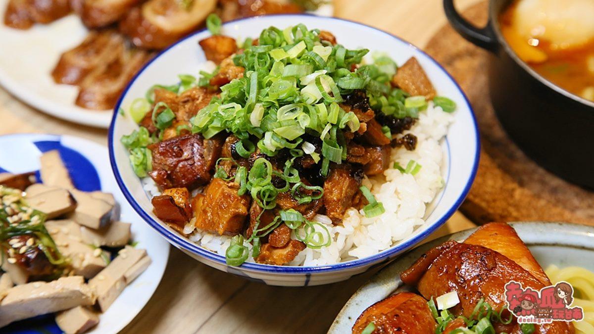 道地冷麵在台南!限量版「檸檬蕎麥麵」Q彈又開胃,再配直火烤「滷大腸」更滿足