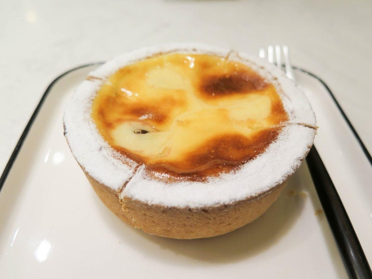 水水外帶下午茶!法式手工甜點店必吃酒香「櫻桃布蕾塔」,酥脆塔皮+滑嫩布蕾餡太犯規
