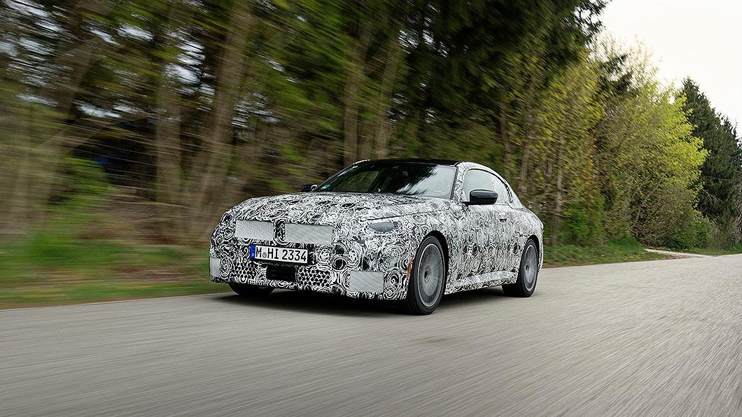 雖然BMW新世代M2尚未曝光,但已有不少消息傳出。(圖片來源/ BMW) 大改BMW M2傳採單一後驅設定 暫不搭載xDrive