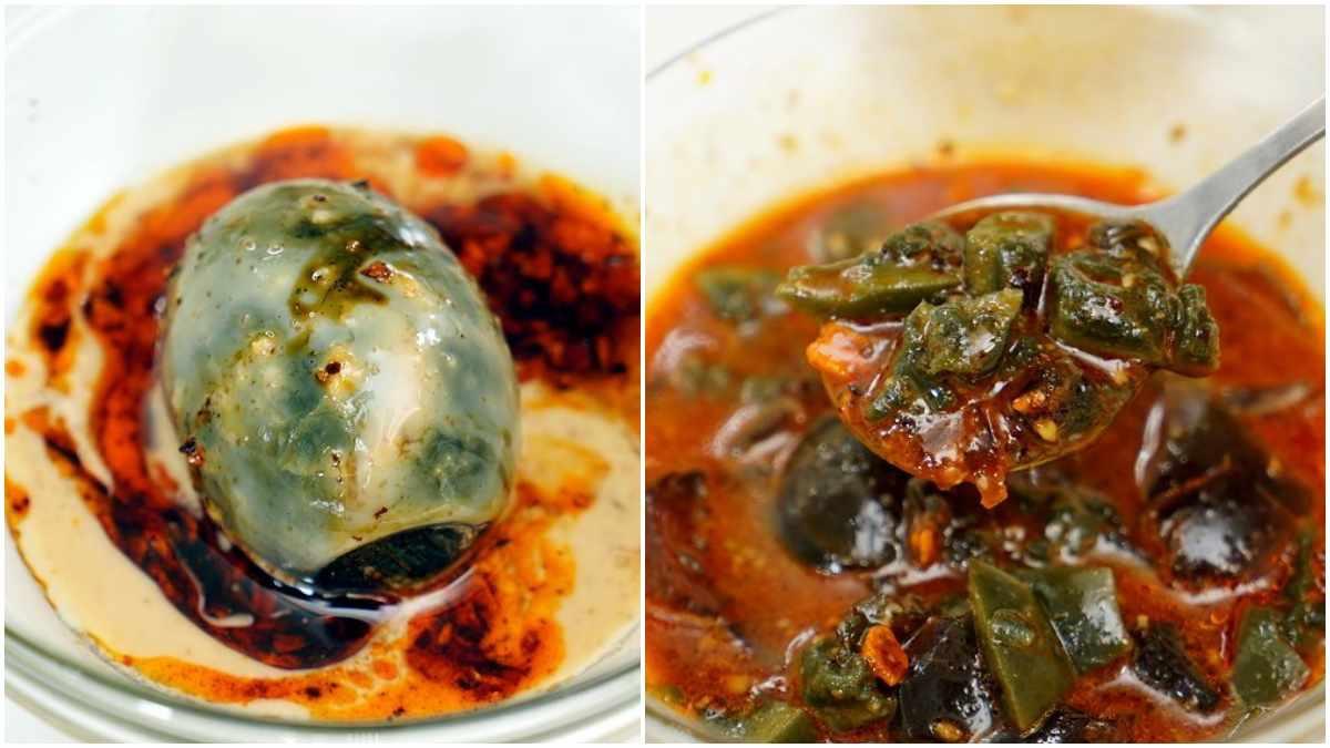 不怕吃膩!7道10分鐘上桌水餃料理,先試芒果莎莎醬、紅油皮蛋吃法