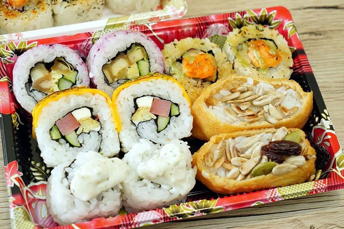 想吃先預訂!高CP值「焦糖龍蝦」壽司只要90元,香甜「炙燒鮭魚捲」一口咬下超過癮