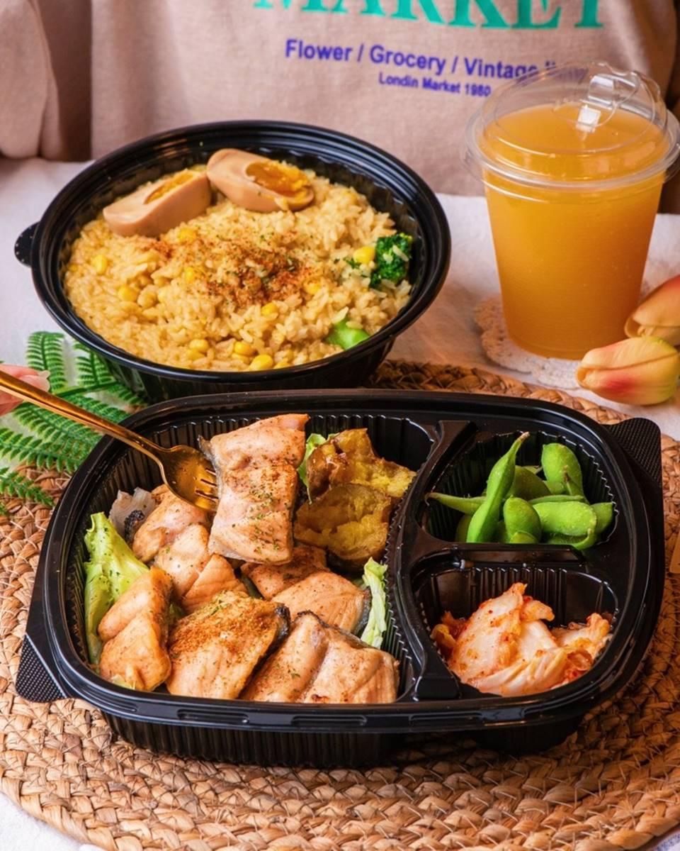 線上點餐95折!台南知名早午餐推15款浮誇「外帶餐盒」,先嗑噴汁烤半雞、香煎骰子牛