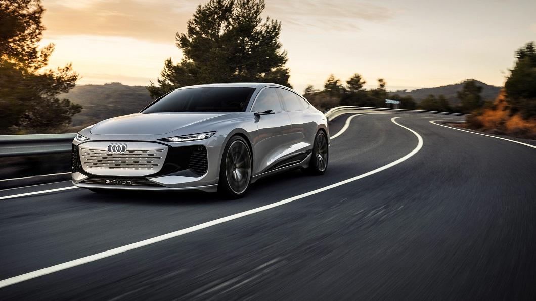 為了和賓士一較高下,Audi將會推出一部名為A9 e-tron的大型豪華房車 (圖為Audi A6 e-tron Concept)。(圖片來源/ Audi) Audi確定將推A9 e-tron 愈電愈來勁