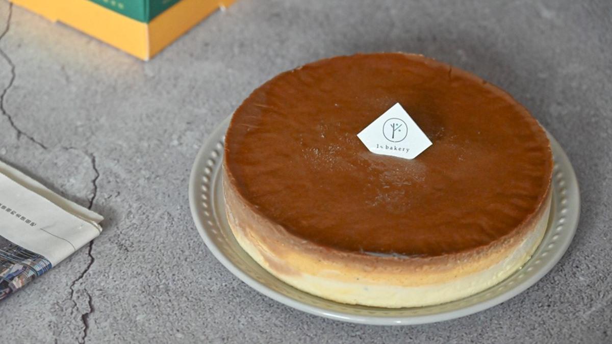 螞蟻人快下單!人氣宅配「重乳酪蛋糕」吃得到扎實芋頭塊,香草布丁款口感宛如冰淇淋