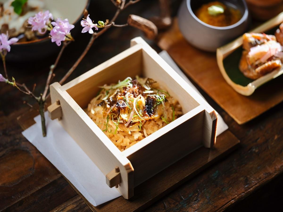 在家吃最低180元!5家米其林餐廳外帶,打卡必拍「跳舞泡飯」、日本米其林星級便當