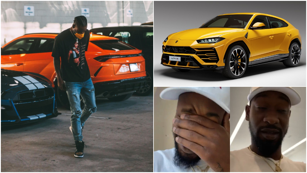 由於一起竊盜案,意外讓Lamborghini Urus成為媒體主角,因為他的車主就是效力於NBA的球星Terrence Ross。(圖片來源/ Lamborghini) 沒有最衰只有更衰? NBA球星愛車被偷還全毀