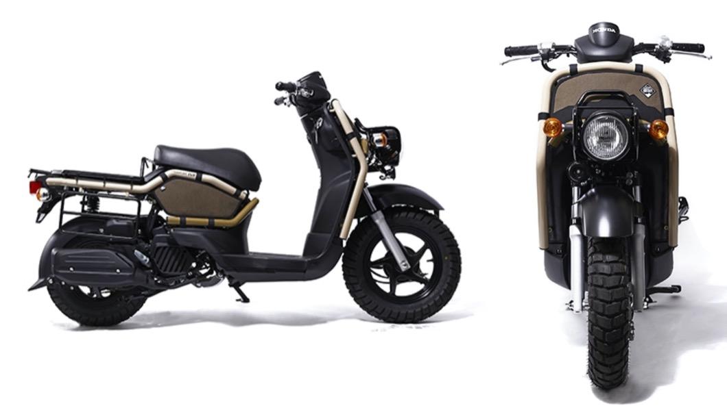 日本的戶外雜誌《Go Out》選擇與來自日本千葉縣的摩托車改裝廠Sonic Crafty進行聯名。(圖片來源/ Go Out Online) 50c.c.速克達賣14萬? Honda Benly這樣弄!機車露營沒在怕