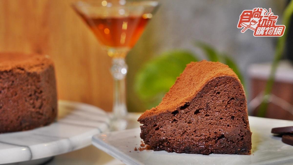 巧克力控會瘋掉!多達70%都是巧克力超狂蛋糕,一次吃到熔岩巧克力、冰淇淋3大口感