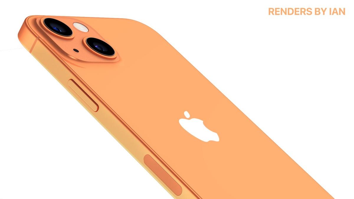 飛炫果粉必拿!iPhone 13「愛馬仕橘」曝光,瀏海變小、全新「隱藏式」聽筒