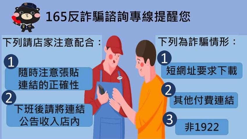 「簡訊實聯制」也傳詐騙!警政署提醒:發送簡訊前「注意1步驟」