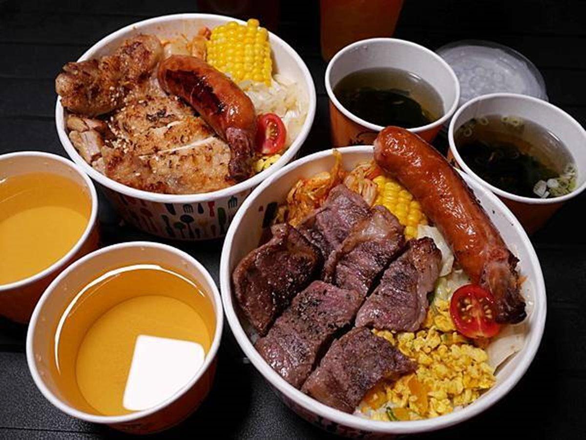 CP值超高!日式燒肉店「Prime牛小排」餐盒只要298元,德式「帶骨香腸」鹹香多汁也必點