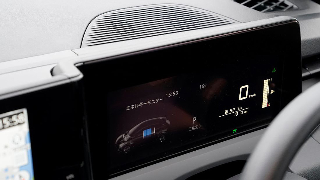 Nissan與知名遊戲大廠Bandai Namco萬代南夢宮合作,開發車內提示音並應用在近期新車上。(圖片來源/ Nissan) Nissan與電玩遊戲大廠合作開發車內警告音 開車真的像打電動