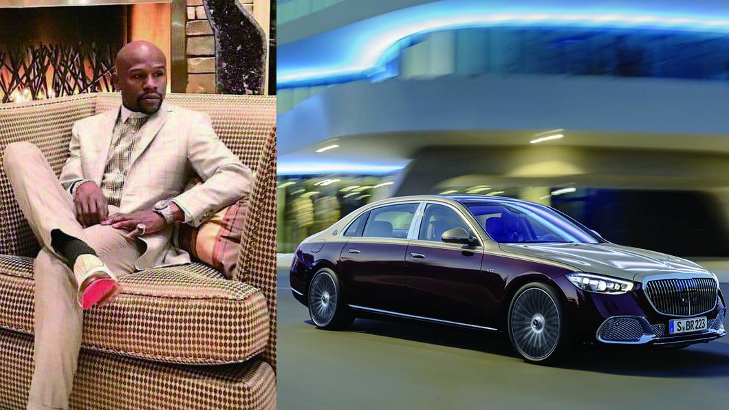 高調炫富、出手大方的拳王Floyd Mayweather多年來已向 Towbin 集團購買157輛車,車店老闆直誇他是超級好客戶!(圖片來源/ Mercedes-Benz、Floyd Mayweath 拳王買車超闊氣連阿弟仔都有份  網驚:這陣仗簡直玩命關頭!