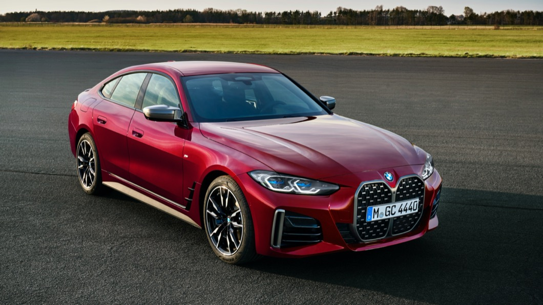 BMW 4系列Gran Coupe是以房車的格局加入更多流暢線條元素,帶來有別以往的全新造型。(圖片來源/ BMW) BMW全新4系列Gran Coupe亮相 車格放大、動力更強!