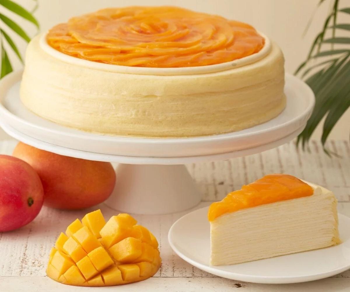今夏限定!Lady M「鳳梨千層蛋糕」清爽酸甜超療癒,PABLO「楊枝甘露起司塔」必吃