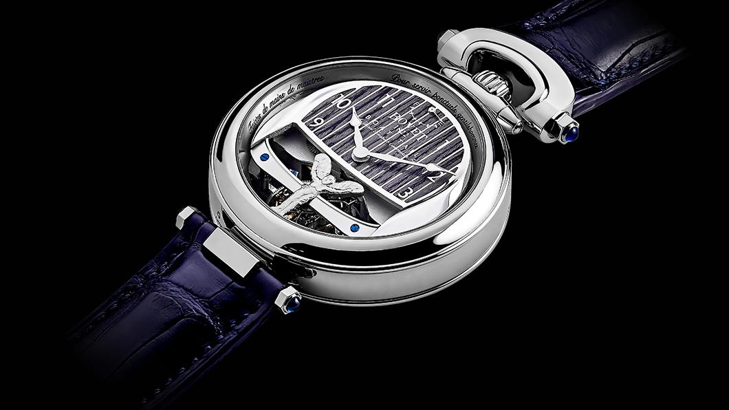Rolls-Royce找上瑞士知名製錶廠Bovet 1822為Boat Tail車主夫妻打造客製錶款。(圖片來源/ Rolls-Royce) 這「配錶」要花7.8億 勞斯萊斯為Boat Tail車主客製手錶