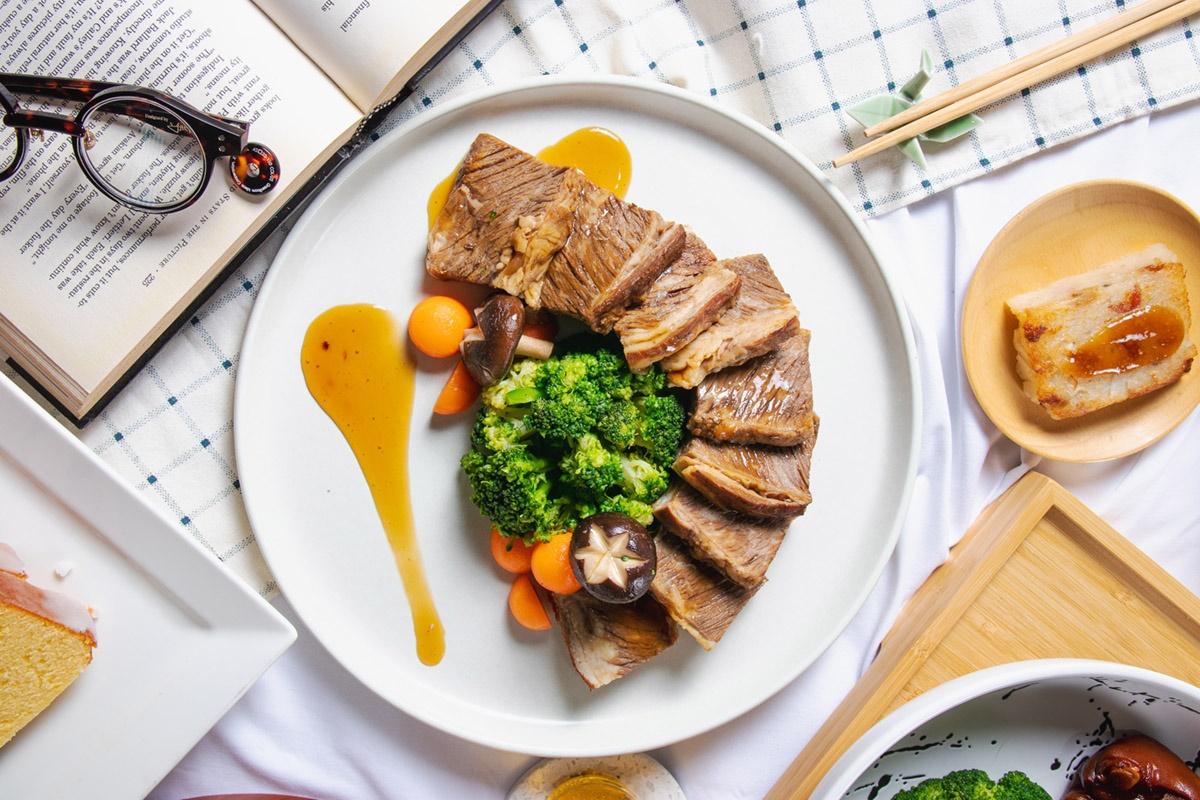 把台南搬回家吃!超狂「府城星級美食包」一次吃遍6家飯店,牛排、米糕和法式甜點都有
