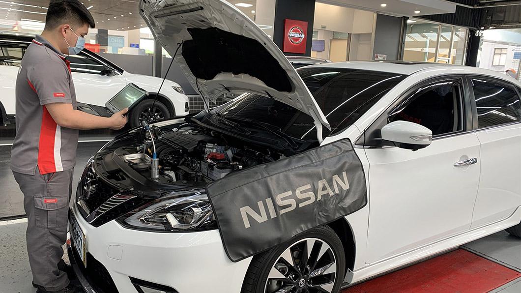 Nissan將提供因天災受損車輛維修零件與工資8折優惠,並針對Nissan悠遊聯名卡卡友推出「十分感心分期專案」,使用聯名卡支付車輛受損維修費用可享分期零利率優惠。(圖片來源/ Nissan) 中颱烟花來臨小心愛車泡水 Nissan提供維修零件8折優惠