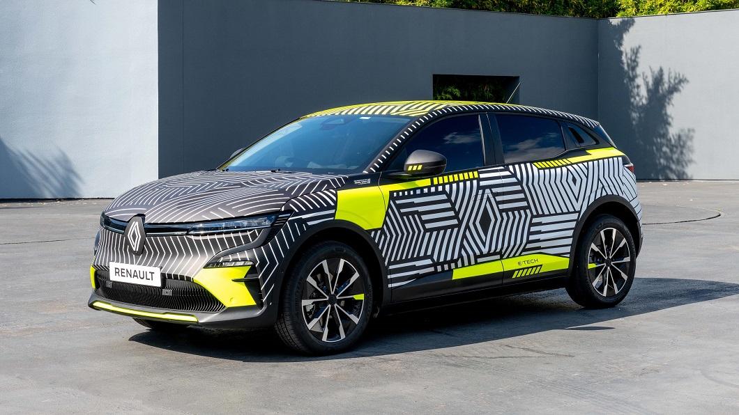 鎖定方興未艾的純電市場,Renault將要以Megane E-Tech Electric補足電動車產品的陣容。(圖片來源/ Renault) 雷諾銷售主力有電才夠力 Megane電動原型車跨界登場