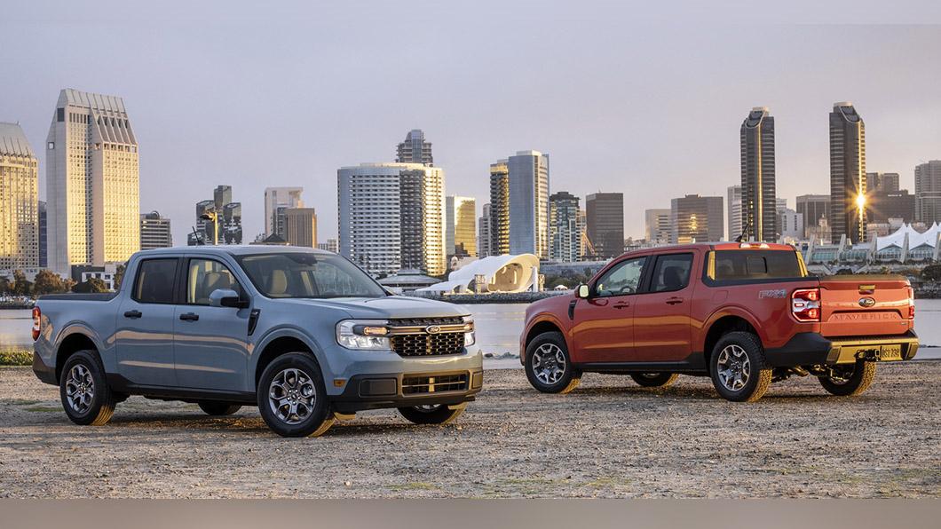 Ford Maverick一推出便引起市場的熱烈關注,從售價、動力規格到市場競爭力都叫人大感驚艷!(圖片來源/ Ford) Kuga底盤化身皮卡 Maverick便宜到要讓全民買起來!